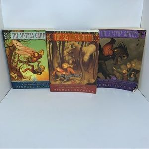 2/$25 The Sisters Grimm Michael Buckley books